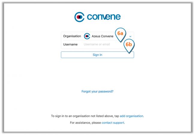 Convene App Setup Guide | Azeus Convene